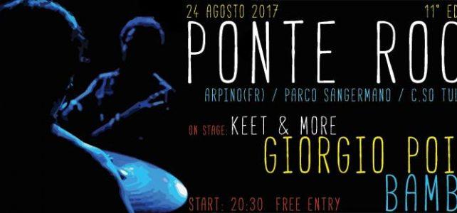 PonteRock 2017: 10+1, una bomba di concerto!!!