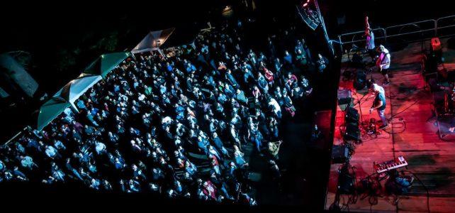 Ponte Rock 2018: Un'estate di pioggia con lampi di bella musica