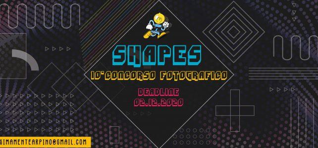 SHAPES : fotografia di Architettura e  Forme dello Spazio, LA 10° DI PROSSIMAMENTE